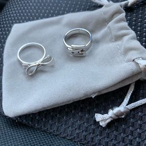 Kate Spade and Michael Kors rings size 6